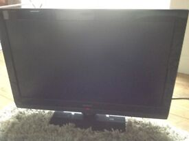 Sharp LCD TVs free view good condition
