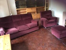 4 Piece Suite, Great Condition, Very Cheap