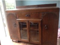 1940s sideboard ideal chak paint project