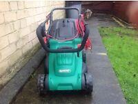 Qualcast lawn mawer