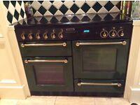Range master cooker for spares .