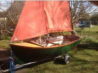 Tepco Tideway 14 sailing dinghy