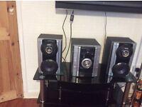 Sony mini hi fi system