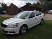 UBER Taxi for rent in Edinburgh - Great condition, serviced & Licenced Skoda Octavia