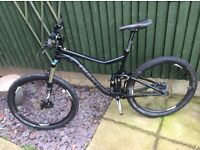 Giant trance 2 2015 large frame good condition