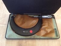 """Micrometer 4-5 """"Good Condition"""""""