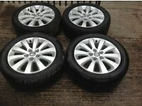 Vauxhall Astra J SE 1.7 Diesel Alloys 225/50/17.