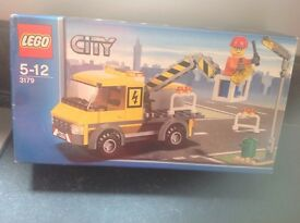 Lego City repair truck - 3179