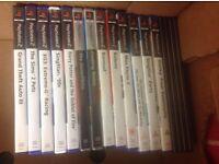 Xbox 360 -- PS2 games -- Xbox -- PC games job lot