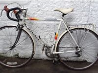 Classic Peugeot Triathlon bicycle.