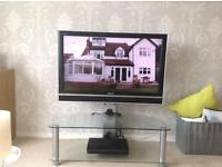 """SONY FLAT SCREEN 40"""" TV AND STAND"""