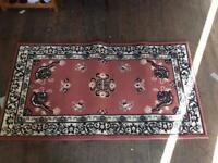Made in Belgium Decorative Rug (SIZE 70cm x 130cm)