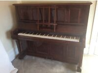 Upright Piano - Boyd London, excellent condition, FREE, location Chiddingfold Surrey