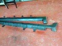 Honda CR-V sill covers