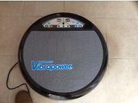 Vibrapower Plate