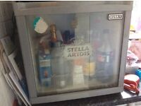 Stella Artois branded Husky Fridge used but in perfect working order