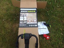 Buzz rack Moose 3 bike tow ball carrier