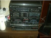 Record and CD Player