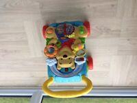 Whinnie Poo baby walker