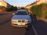 BMW 323 coupe. Starts & drives. Good looking car.