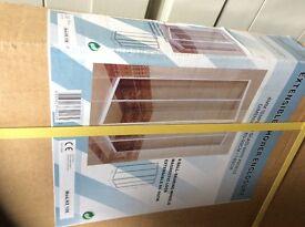 New extendible shower enclosure.Still boxed.
