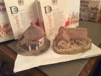 LILLIPUT LANE COTTAGES.BOXED,WITH DEEDS.