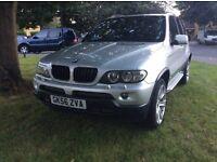 BMW X5 sport suv