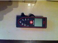 leica Disto D2 laser measuring tool