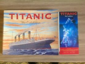 Titanic: The 1998 Florida Exhibition Souvenir Book