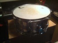 "Remo Snare Drum - Weatherking Coated Ambassador 14"""