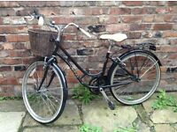 Leisure bike for computing and shopping, Fully functional