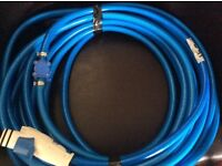 Approx 15 Meters of Mains Water Hose from Truma