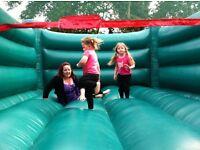 Adult Bouncy Castle 4m x 4m x4m