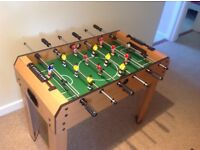 Wooden Football Games Table