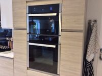 CDA ovens x 2 microwave combi and separate oven