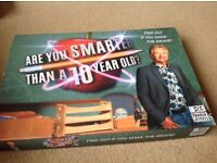 Are you smarter than a 10 year old game