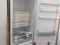 Lamona 70/30 intergrated fridge freezer. £249. New/graded 12 month Gtee