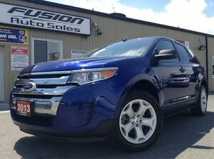 2013 Ford Edge ECOBOOST-REAR PARK SENSORS-ALLOYS