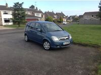 2010 Vauxhall mariva 1,6 cool blue full services history low insurance £1595