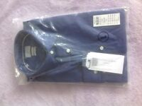 Navy blue shirt brand new in packaging