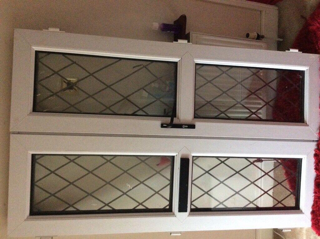 Double Door Front Door Glass In Stapleton Bristol Gumtree