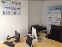 Design & Printing Business For Sale