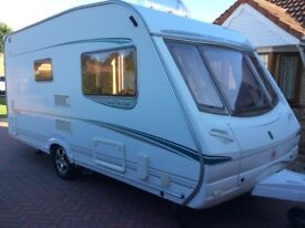Abbey GTS Vogue 215 Caravan for sale