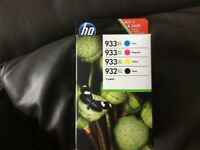 HP pack of ink cartridges
