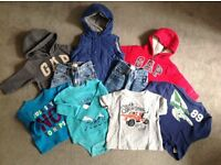 12-18 MONTH BABY GAP BOYS BUNDLE