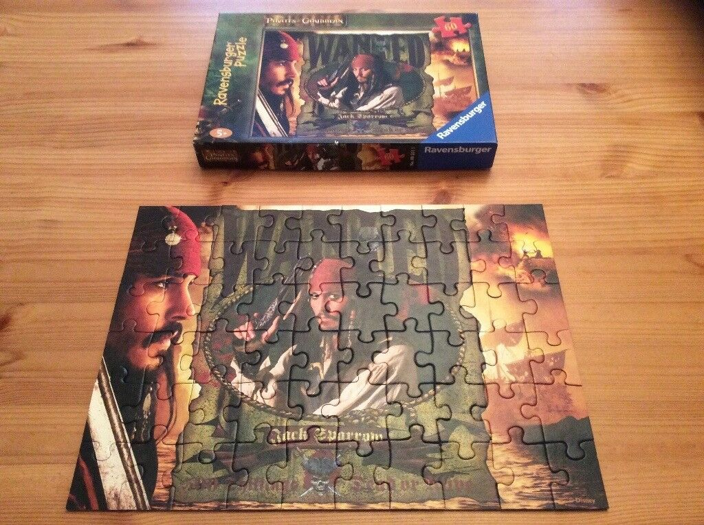 Pirates of the Caribbean Jigsaw