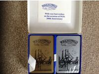 WD & HO Wills 200th Anniversary playing cards.