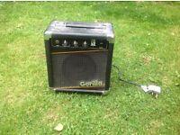 Gorilla Mini Amp