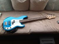 Johnson bass guitar