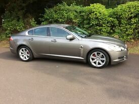 2009 Jaguar Luxury. New Cambelt fitted 200 miles ago. Upgraded chrome vents and light surrounds.